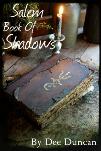 Salem Book of Shadows