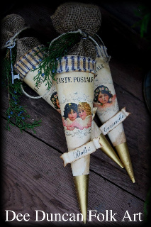 Vintage French Candy Tussie