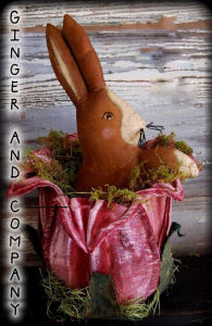 Tilly Tulip Bunny