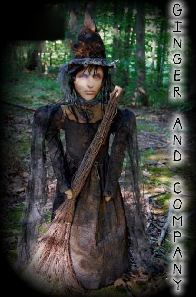 Avril Witch Of The Wood