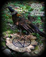 Raven Witch Pentagran