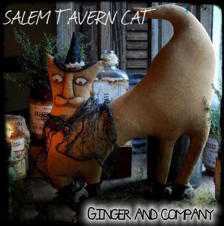 Salem Tavern Cat