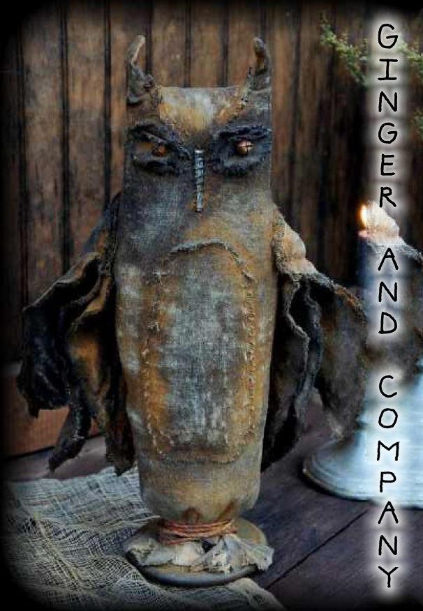 Salem Tavern Owl