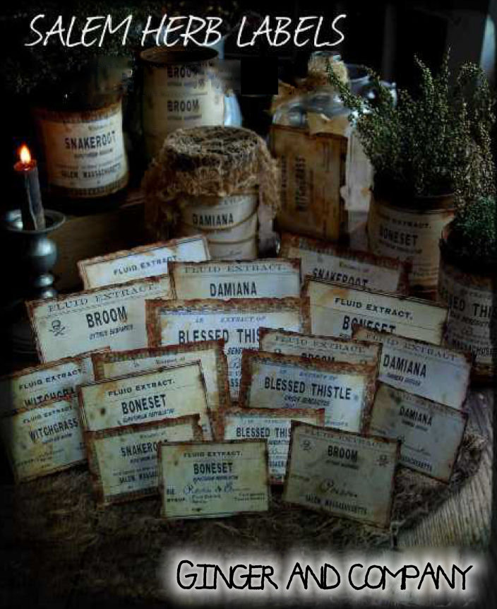 Salem Herb Extract Collection 2