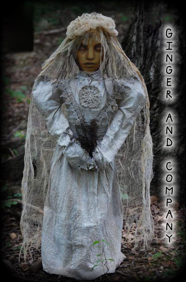 Vintage Ghost Bride
