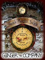 Santa's Magical Watch