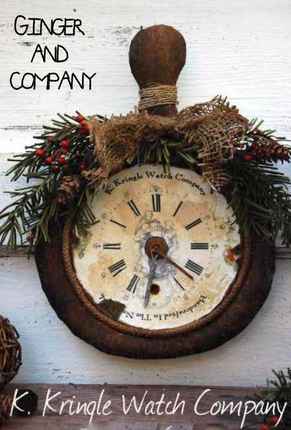 K. Kringle Watch Company