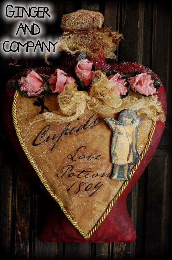 Cupids Love Potion 1809