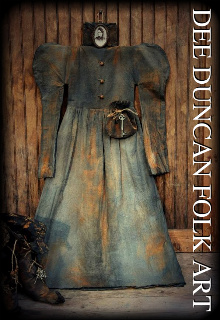 Salem Mourning Dress