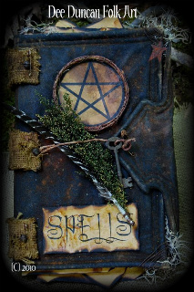 #F044 Book of Spells